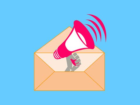 E-mail marketing met affiliate marketing.