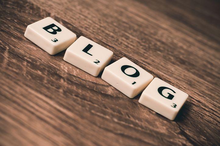 Blog schrijven.