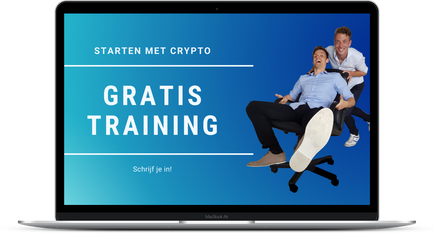 Gratis webinar alles over crypto.