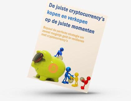 De juiste cyprocurrencies kopen en verkopen.