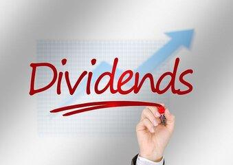 Geld verdienen met aandelen door dividend