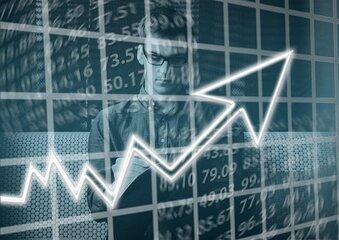 Geld verdienen met groei aandelen