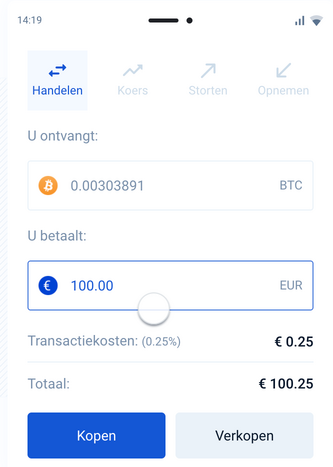 Bitvavo review 2021